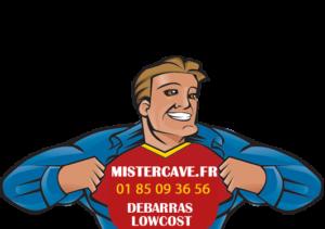 débarras cave Neuilly sur seine